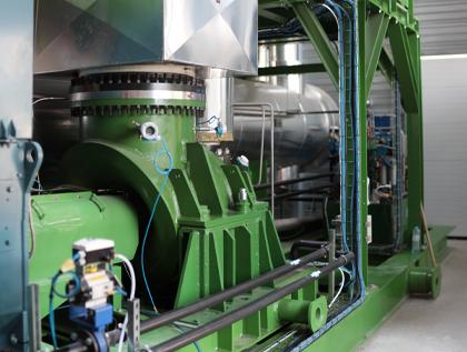 Efficacité énergétique industrielle