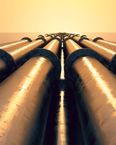Transport du gaz avant la détente – Energie circulaire